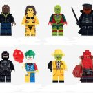 Luke Cage Tigress RoboCop Minifigures Lego Compatible movie sets