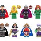 Ocean Master Mera Bizarra Miss America Minifigures Lego Compatible DC Super Heroes sets