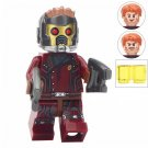 2019 Star-Lord Minifigures Lego Compatible Guardians of the Galaxy Toy
