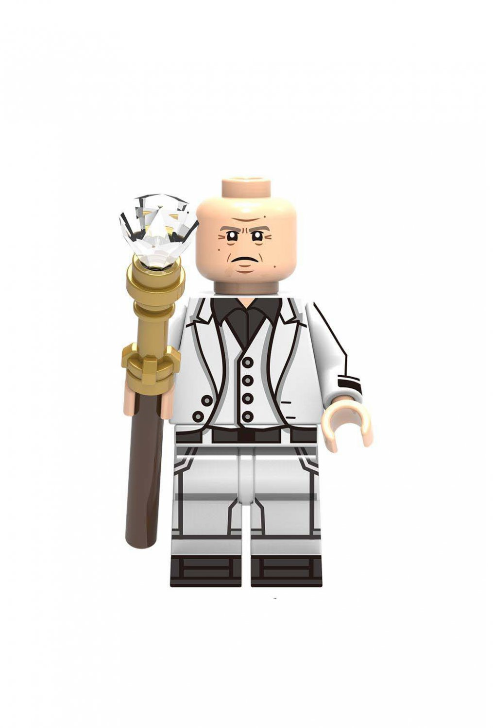 Kingpin Minifigures Lego Compatible Super Heroes sets