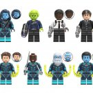 2019 Captain Marvel Starforce Skrull Phil Minifigures Compatible Lego Captain Marvel movie