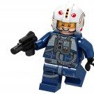 Rebel Pilot Minifigures Lego Compatible Star Wars sets