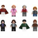 The Trolley Witch Ron Weasley Jacob Tina Minifigures Lego Compatible Harry Potter sets