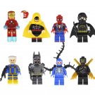 Mark 9 Cable Talon Venom Minifigures Lego Compatible Superhero sets