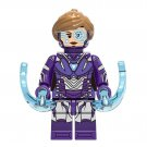 Pepper Minifigures Compatible Lego Marvel Super Heroes sets