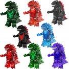 Godzilla King of the Monsters Minifigures Compatible Lego Godzilla 2019