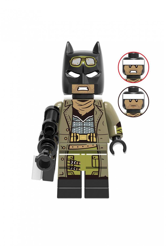 Knightmare Batman Minifigures Lego Compatible Toy