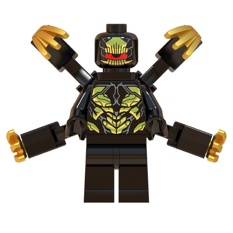 Outrider Minifigures Lego Compatible Avengers Toy