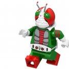 Kamen Rider V3 Minifigures Compatible Lego Kamen Rider