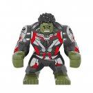 Hulk Quantum Suit Big Minifigures Lego Compatible Avengers Endgame Toy