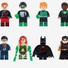 Red Lantern Green Lantern Hal Jordan Minifigures Lego Compatible DC Superhero series