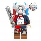 Harley Quinn DC Batman movie Minifigures Lego Compatible Toy