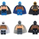 Huracan Ramirez Blue Demon Ei Santo Minifigures Lego Compatible Star sets