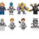 Chitaurl Outrider Nebuia Captain Marvel Minifigures Lego Compatible Avengers Endgame 2019
