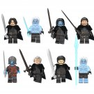 Game of Thrones Season 8 TV Minifigures Lego Compatible Toy