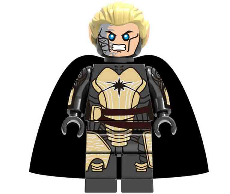 Malekith Minifigures Lego Compatible Thor The Dark World Toy