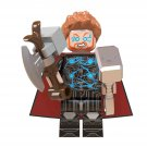 Thor Mjolnir Stormbreaker Minifigures Lego Compatible Toy