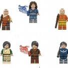 Avatar The Last Airbender Aang TophBeifong Minifigures Lego Compatible Toy