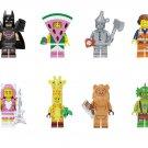 Watermelon Man Tin man Lion Emmet Minifigures Lego Compatible Toy