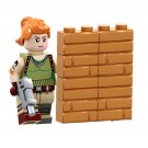 Deafult Skin No.3 Fortnite Minifigures Lego Compatible Toy