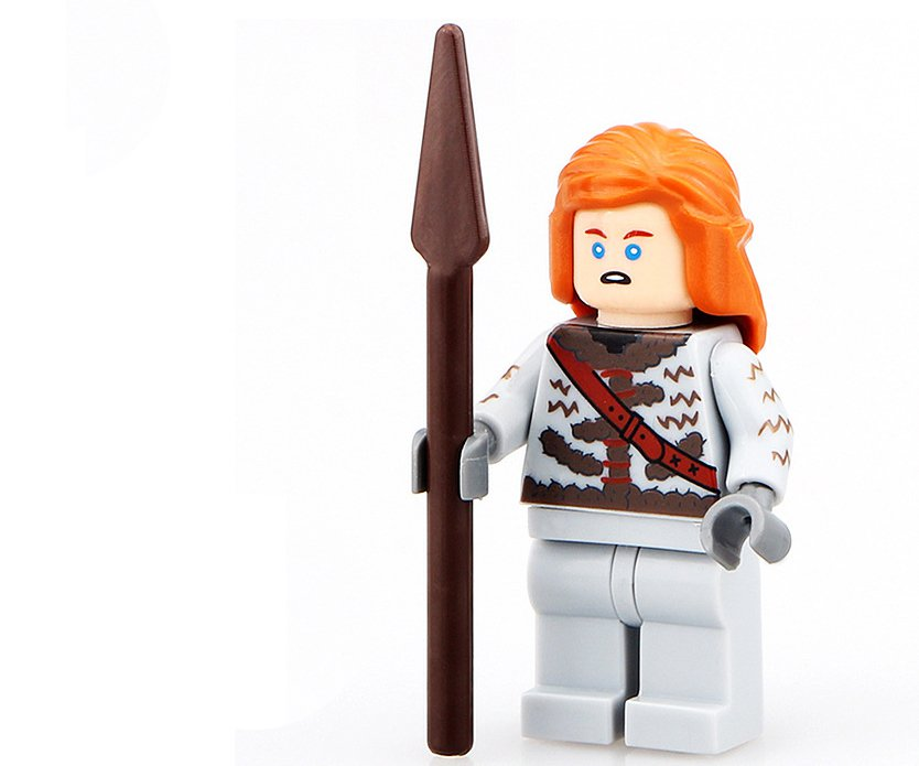 Ygritte Minifigures Lego Compatible Game of Thrones Toy