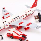 Passenger plane AIR 747 building block Toy Compatible Lego Minifigures