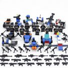 12pcs Storm Ops SWAT Soldiers Minifigures Lego Compatible WW2 military Toy