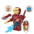 Iron Man MK50 Minifigures Lego Compatible Toy