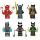 Red Death The Merciless Drowned Bat Who Laughs Minifigures Lego Compatible Dark Nights Toy