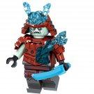 Blizzard Warrior Minifigures Lego Compatible Ninjago Sets