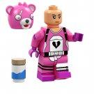 Cuddle Team Leader Minifigures Lego Compatible Fortnite Toy