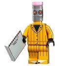 Eraser Minifigures Lego Compatible Toy