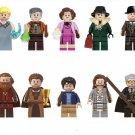 14pcs Harry Potter Minifigures Sirius Orion Salazar Slytherin Cornelius Lego Compatible Toy