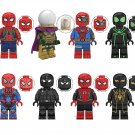 Spider-Man Iron suit Mysterio Minifigures Lego Compatible Spider-Man Homecoming Toy