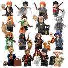 16pcs Harry Potter series Minifigures Ron Weasley  Susan Argus Filch Lego Compatible Toy