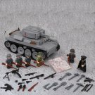 WW2 LT-38 Tank Building German army Minifigures Lego Compatible Toy