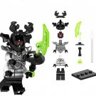 Giant Stone Warrior Minifigures Lego Compatible Ninjago sets