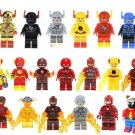 19pcs The Flash Super Heroes Minifigures Lego Compatible Toy