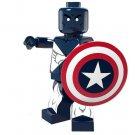 Vance Astro Minifigures Lego Compatible Super Heroes Toy