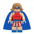 Miss America Minifigures Lego Compatible Super Heroes Toy