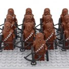 13pcs Chewbacca Minifigures Lego Compatible Star Wars sets