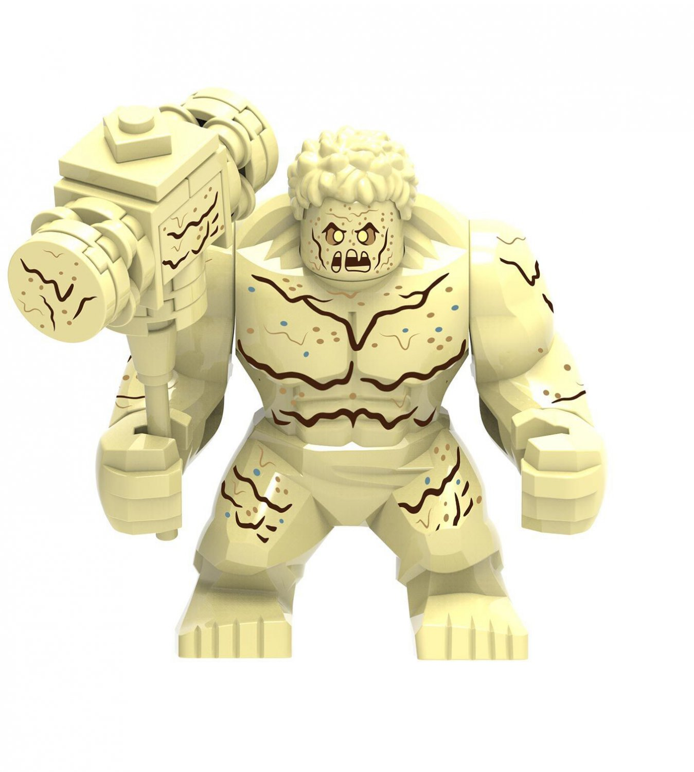 EarthElemental Minifigures Lego Compatible Super Heroes Toy