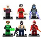 Daredevil Electro Green Lantern Minifigures Lego Compatible Super Heroes Toy