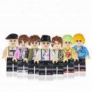 Star Sets BTS Minifigures Lego Compatible Toy