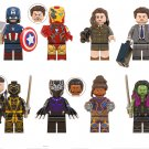 Carter Howard Shuri Gamora Black Panther Minifigures Lego Compatible Avengers 2019