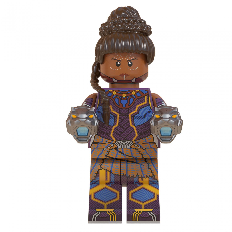 Shuri Minifigures Lego Compatible Avengers Toy
