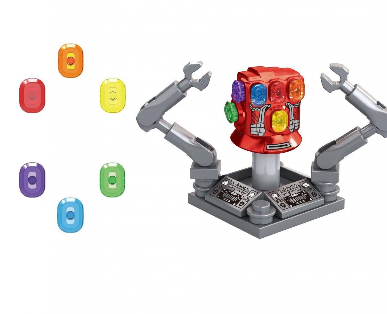 Iron Man Infinity Gauntlet building block Lego Avengers Minifigures Compatible Toy