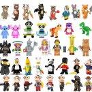 38pcs Minifigures series Lego Compatible Minifigure 2019