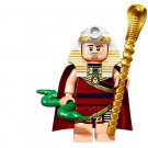 King Tut Pharaoh Minifigures Lego Compatible Toy