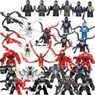 27pcs Venom Anti-Venom Carnage Minifigures Lego Compatible Avengers Toy